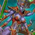"""Kujutlusvõimel pole piire: Arvutimängud inspireerivad fänne looma fantaasiamaailmu ka väljaspool mänge. Näiteks ka seda """"World of Warcrafti""""-ainelist ekraanipilti. (illustratsioon www.hybridlava.com)"""