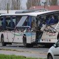 FOTOD ja VIDEO: Koolibussi ja veoki kokkupõrkes Prantsusmaal hukkus kuus last