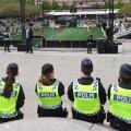 Rootsi politsei leevendab ränka personalikriisi, laenates töötajaid Eestist