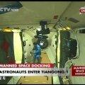 Hiina kosmosejaama projekteerijad ühendaks sellega ka Vene ja Euroopa mooduleid