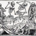 Surmatants kujunes Euroopaski püsivaks teemaks. Autor Michael Wolgemut (1434-1519).