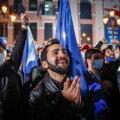 В Грузии подвели итоги первого тура выборов в парламент