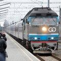 Rong Balti jaamas. Pilt on illustratiivne.