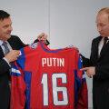 Rene Fasel on Vladimir Putini suur sõber.