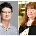 Tööandjate Keskliidu volikogu ja Circle K juht Kai Realo ning Prisma Peremarketi personalijuht Aili Põllu.