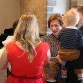 47 väikelast said Tallinnas pidulikult nimetunnistused