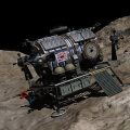 Tehiskaaslased uurivad maavarade olemasolu asteroididel.