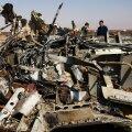 WSJ: Egiptuse juurdlus Vene reisilennuki allakukkumise kohta on takerdunud salatsemisse ja nääklemisse