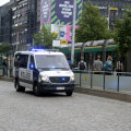 Politseiauto Soomes.