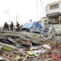 FOTOD ja VIDEO: Ecuadori maavärina tagajärjel on hukkunud vähemalt 272 inimest