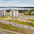 В Таллинне построили крупнейший многофункциональный парк