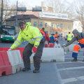 Nädalavahetusel käisid Pärnu maanteel teetööd ja loodetavasti sujub liiklus täna hommikust nagu plaanitud.