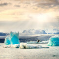 Mikroplasti leidub ka Antarktika jääs