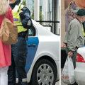 Politsei nopib riigivisiitide ajal liikluseeskirja eiravaid jalakäijaid