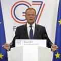 Туск о возможном возвращении России к G7: лучше пригласить Украину
