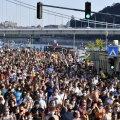 Budapestis avaldasid tuhanded meelt ülikooli ülevõtmise vastu Ungari valitsuse poolt