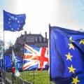 Briti valitsust hoiatati, et kümned konservatiivid võivad kokkuleppeta Brexiti vastu mässu tõsta