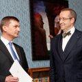 Eesti riigijuhid oma palga vähendamisele ei mõtle