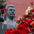 VIDEO   Moskvas vahistati Stalini haua juures protestinud: põle põrgus, rahvaste timukas!