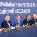 Keskvalimiskomisjon: USA, Poola, Ukraina ja Balti riigid sekkuvad Venemaa valimistesse juba enne nende algust
