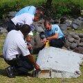 Reunioni kaldalt leitud tiivatükk pärineb nähtavasti mullu kadunud lennukilt.