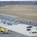 Nädala eest peatusid Taani F-16-d Eestis ainult korraks, maikuust saab Ämarist nende baas mitmeks kuuks.