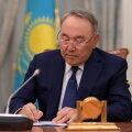 Kasahstani uus riigipea tegi kohe ettepaneku nimetada pealinn senise presidendi järgi Nursultaniks