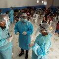 WHO teatas koroonaviiruse juhtumite suurimast lisandumisest päeva jooksul