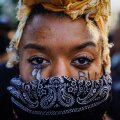 Black Lives Matter meeleavaldus Atlantas.