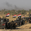 Iraagi valitsusväed valmistuvad Fallujah all uueks lahinguks.