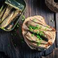 Sardiinide kasu tervisele: 3 põhjust nende söömiseks