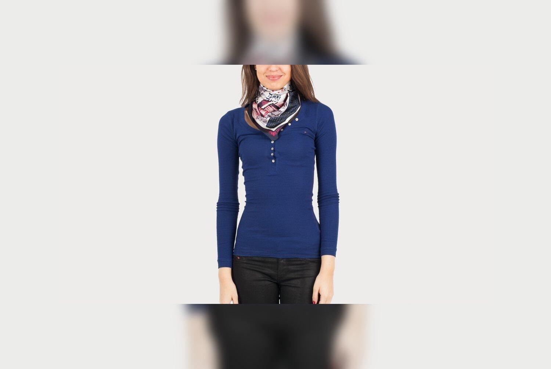 7ca5870e127 Passitage Tommy Hilfigeri kaelarätt teksade või meremehe-stiilis rõivaste  juurde. Kaelarätt 39.90 (Denim Dream)