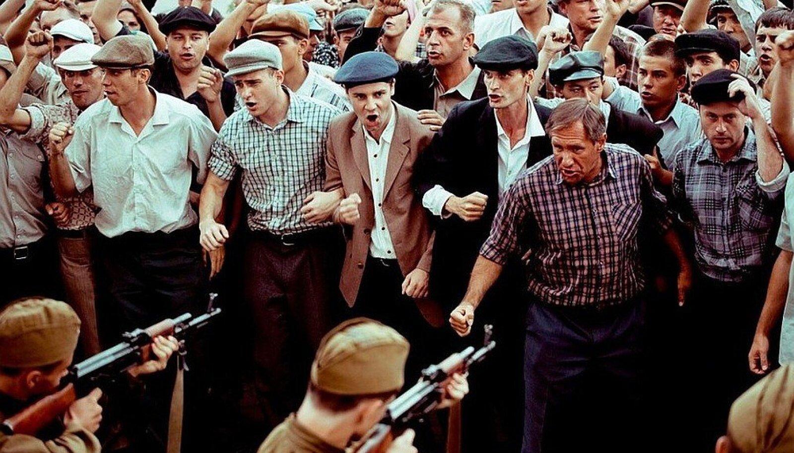 Nõukogude Liidus polnud peale 1962. aasta streiki Novotšerkasskis midagi Pärnu sündmustega võrreldavat toimunud.
