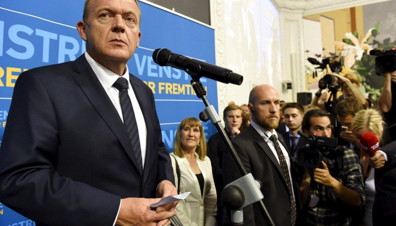 Lars Lökke Rasmussen