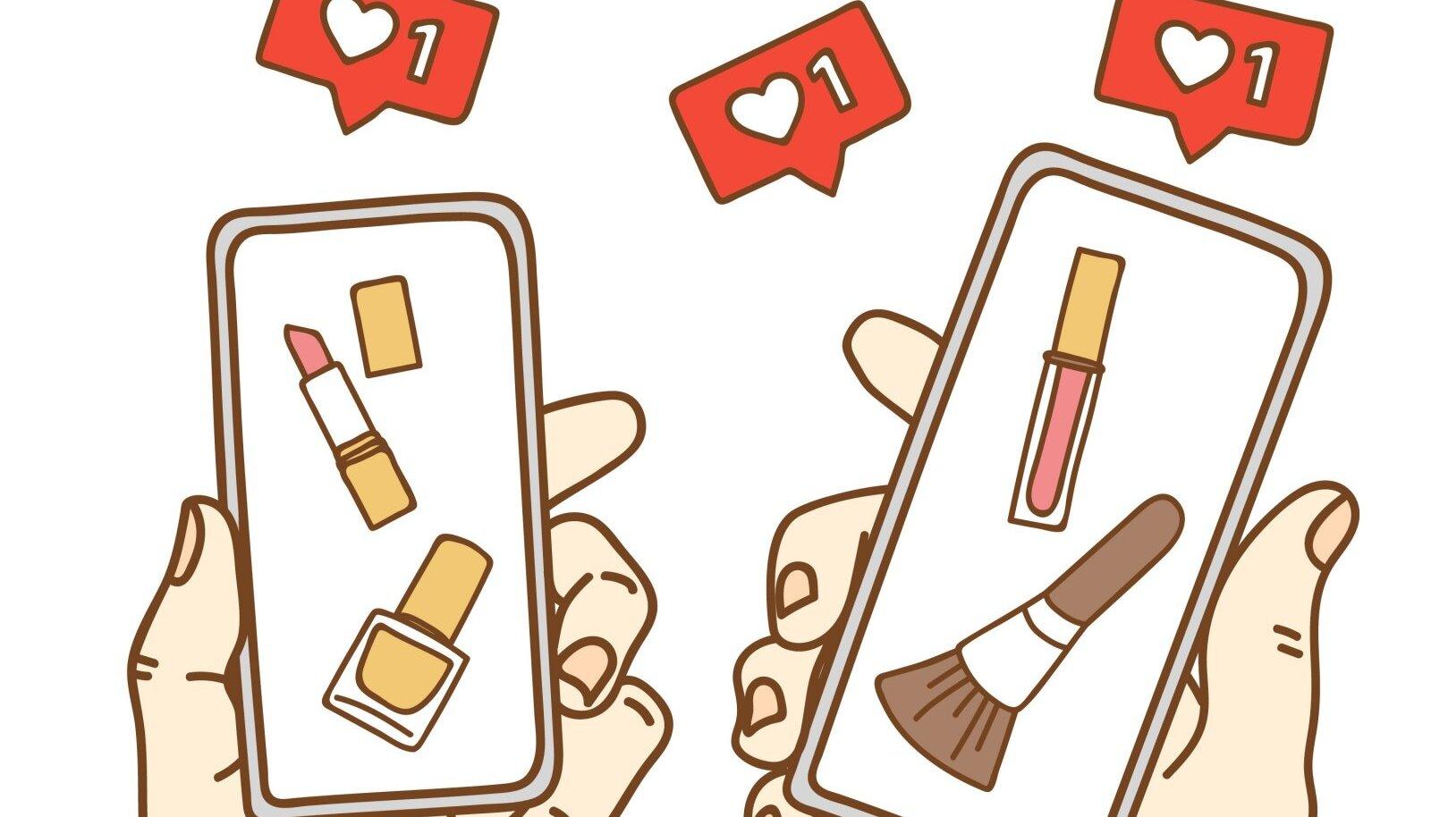 Sotsiaalmeedia ja seal arvestavat hulka jälgijaid omavad inimesed mõjutavad tarbimist üha enam.