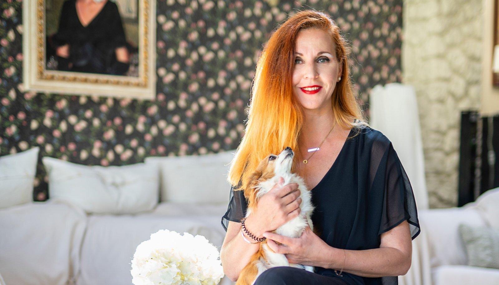 Psühholoogilise ja seksuaaltervise nõustaja Diana Leht.