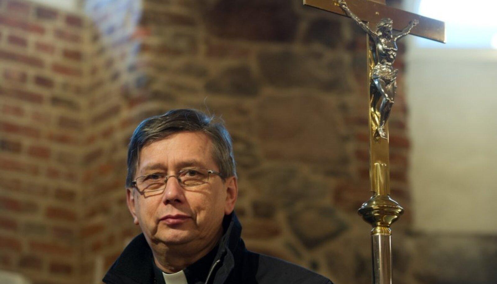 Joel Luhamets on üks pöördumisele allakirjutanud vaimulikest