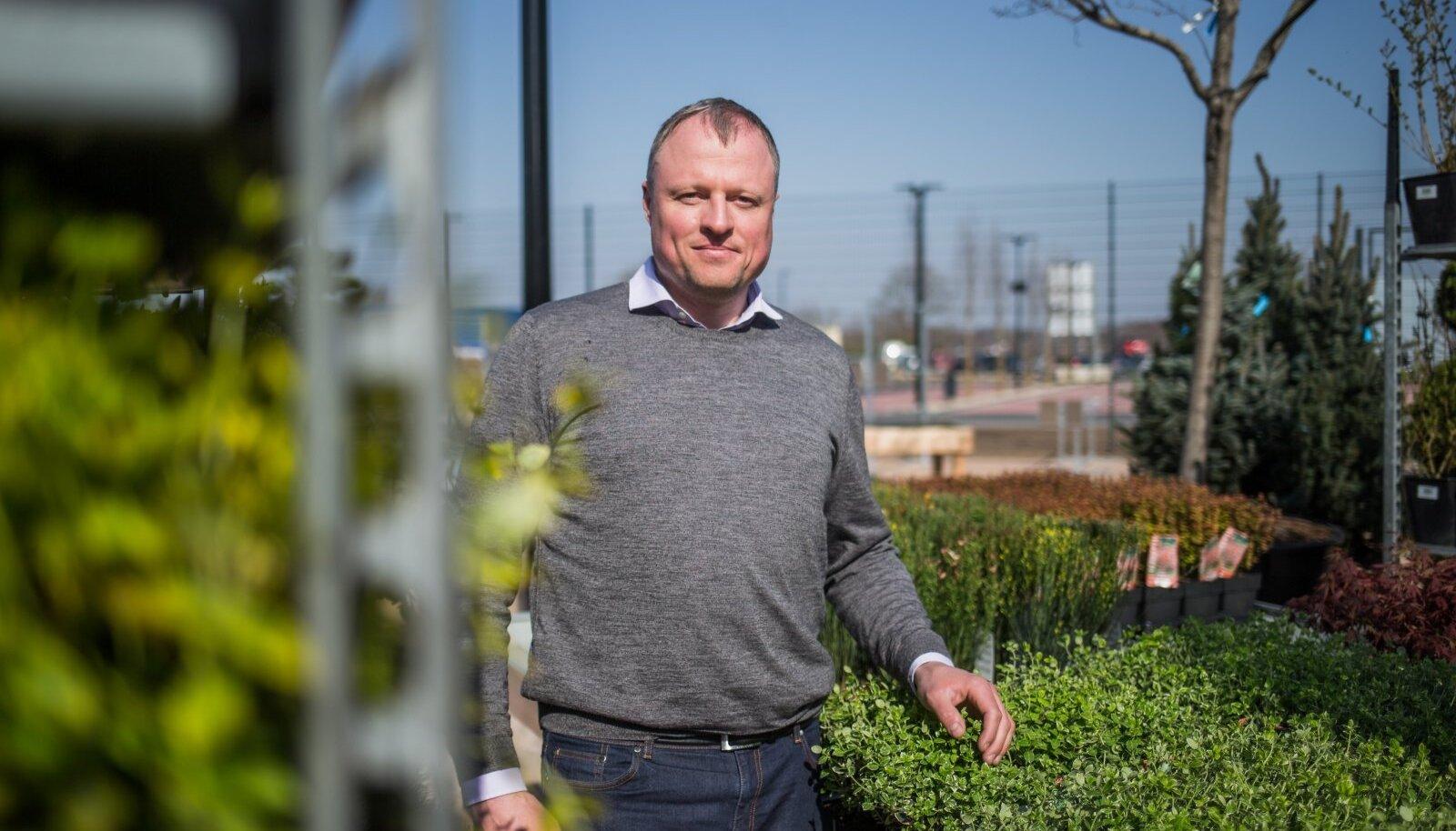 Lisaks rallide korraldamisele on Raul Jeets suutnud kokku panna suurima Eesti kapitalil põhineva põllumajanduskontserni.