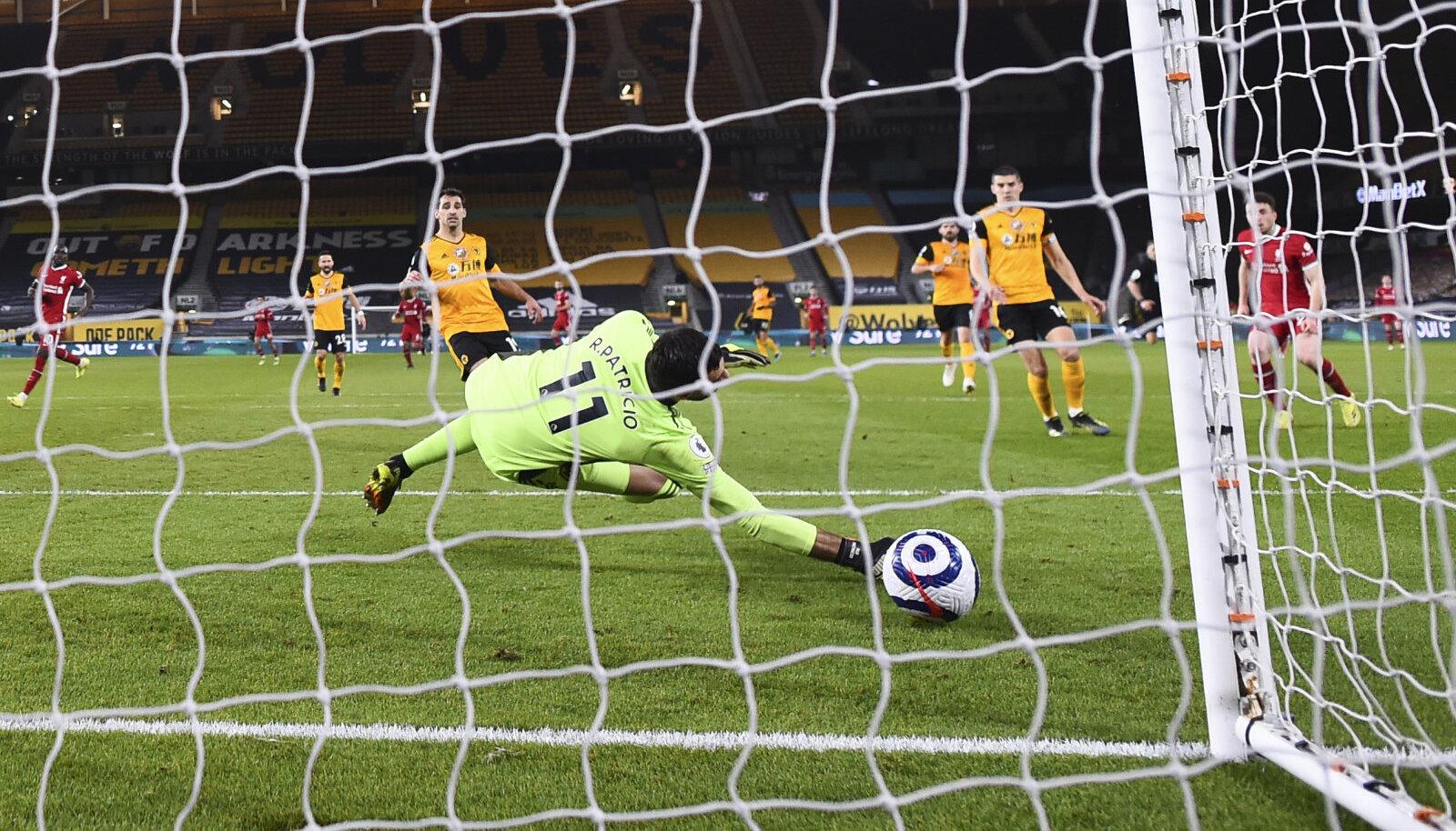 Diogo Jota lõi Liverpooli võiduvärava