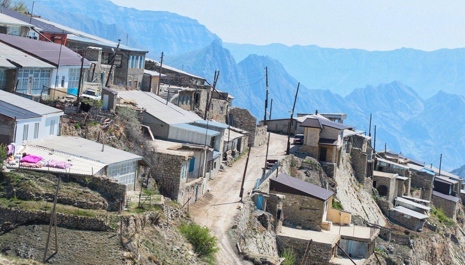 Dagestan, vabariik, Argvani ,küla