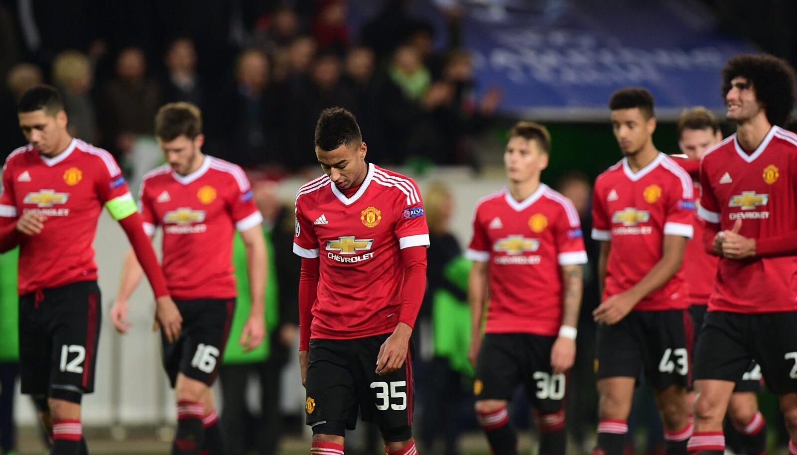 United peab edaspidi leppima neljapäevaste Euroopa liiga mängudega