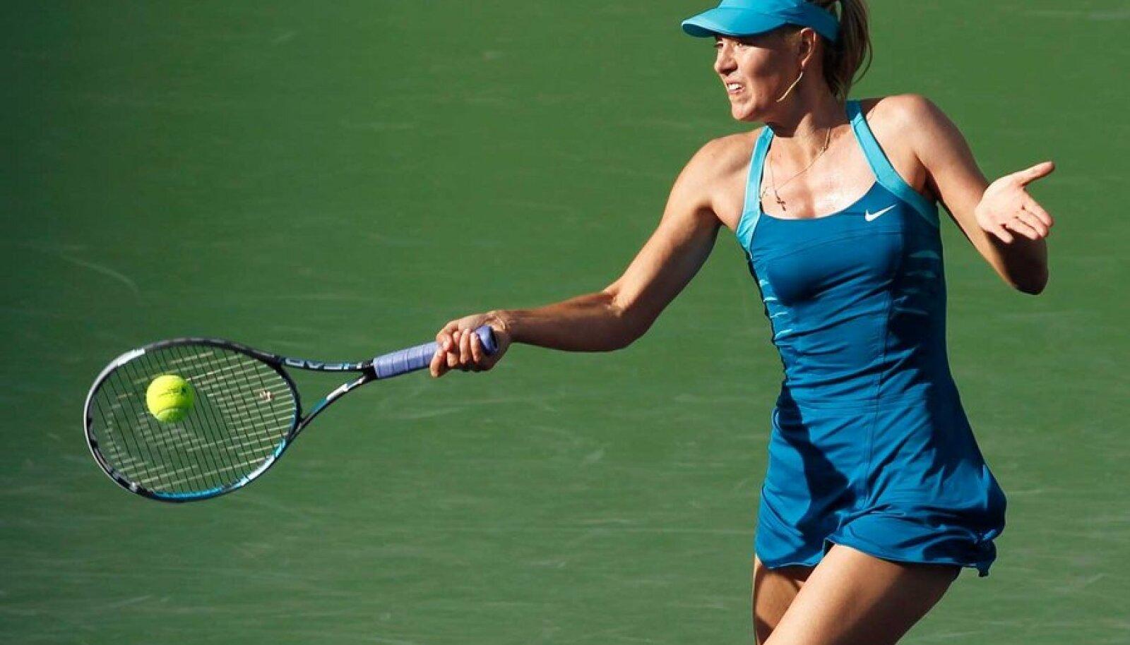 Treenerid enamasti rambivalgusesse ei jõua – Maria Šarapova treeneriks on Thomas Högstedt, kes mullu käis nõustamas ka Eesti tenniselootust Anett Kontaveiti.
