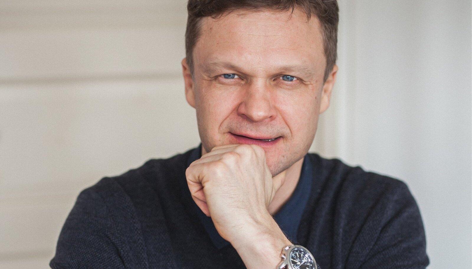 Rene Bürkland on õppinud AcuNova meetodit selle looja John Boel seeniori käe all.