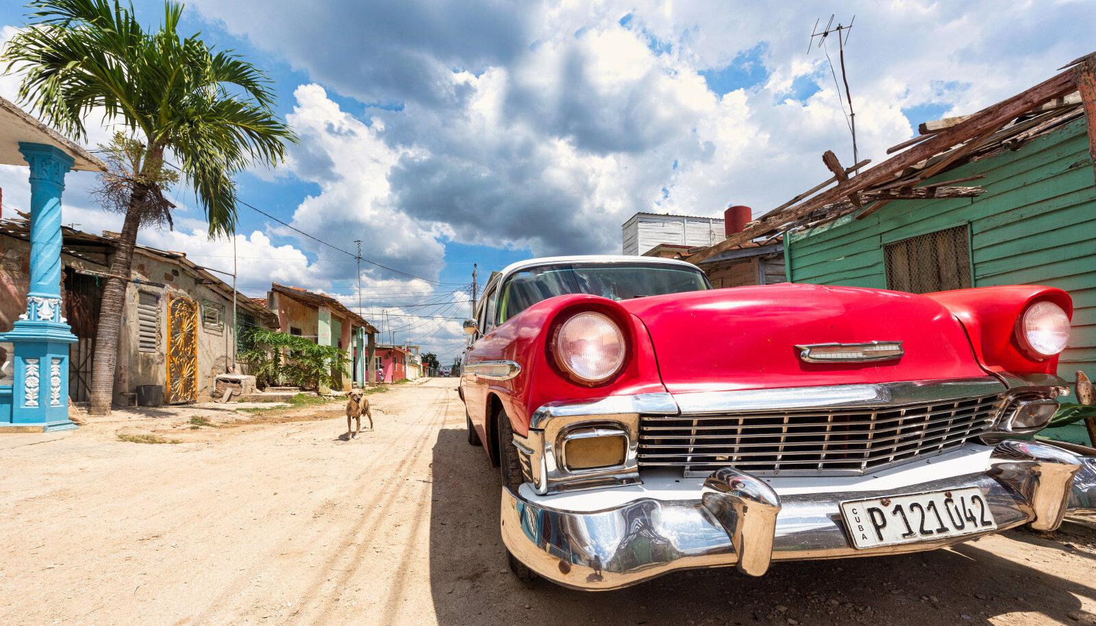 Enim nõrgenenud rahvusvaluuta edetabelit juhib 2021. aasta alguses Kuuba