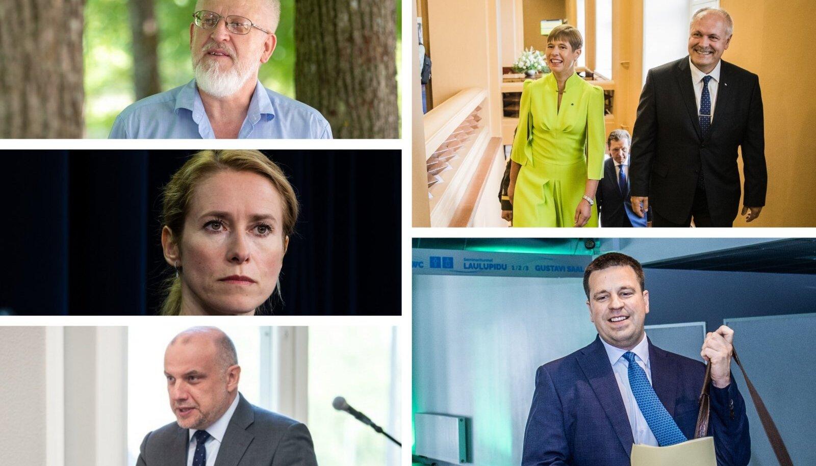 Presidendivalimised - Erisaade