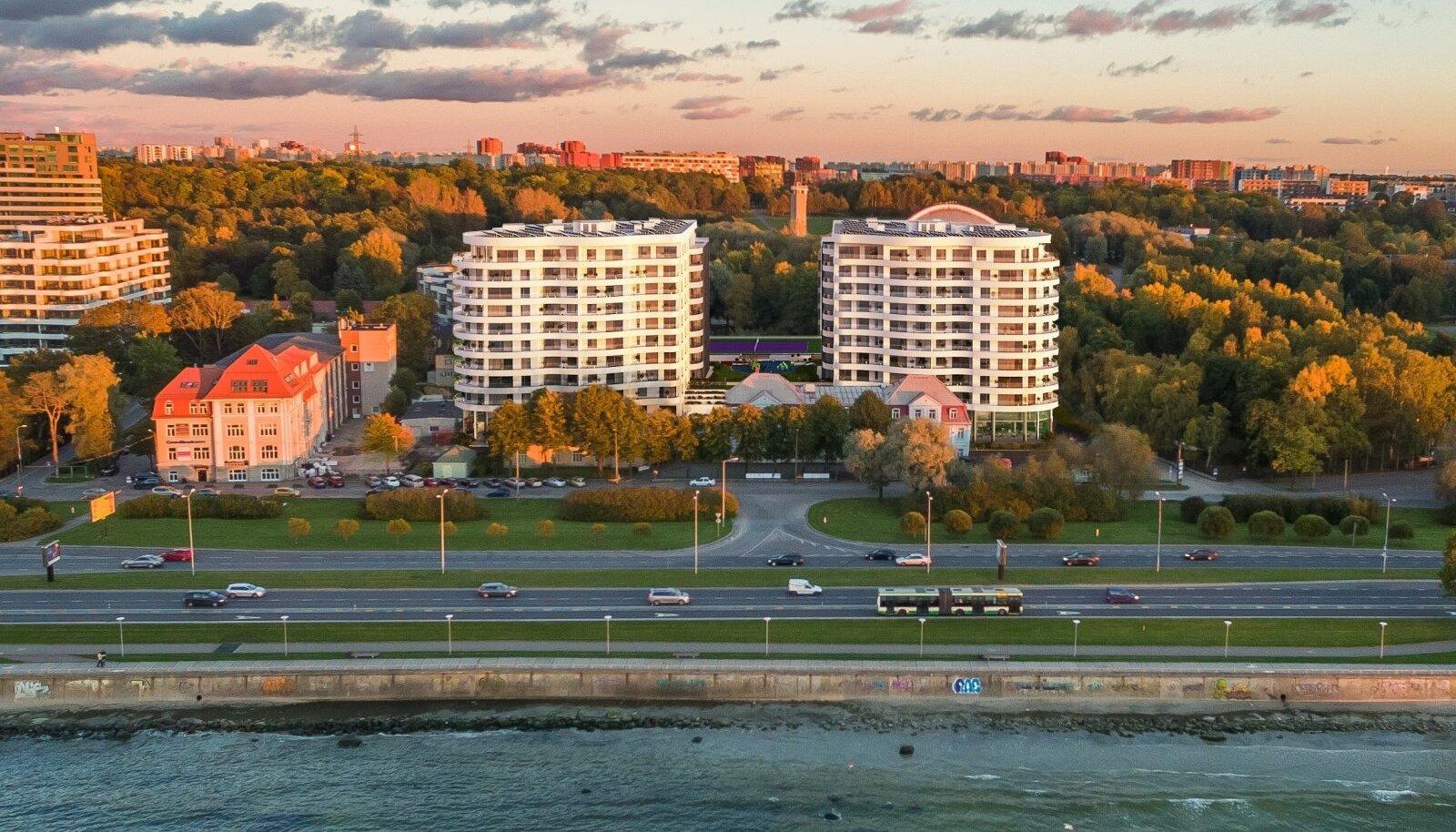 Tallinna uusarendused