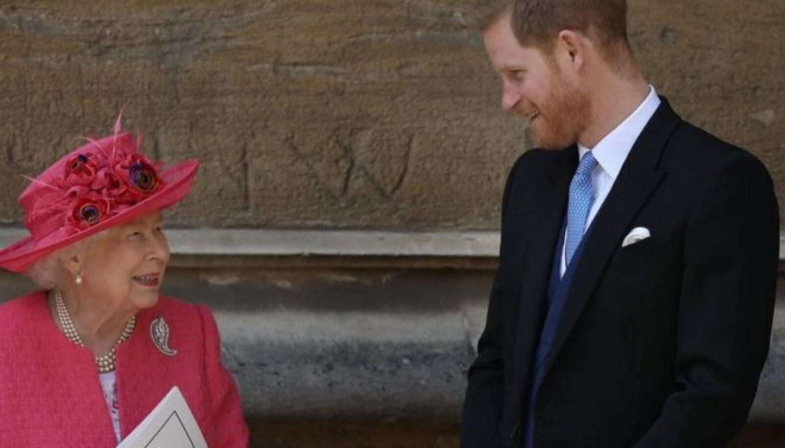 Раньше Гарри с большой теплотой говорил о своей бабушке, называл ее главнокомандующей в его жизни