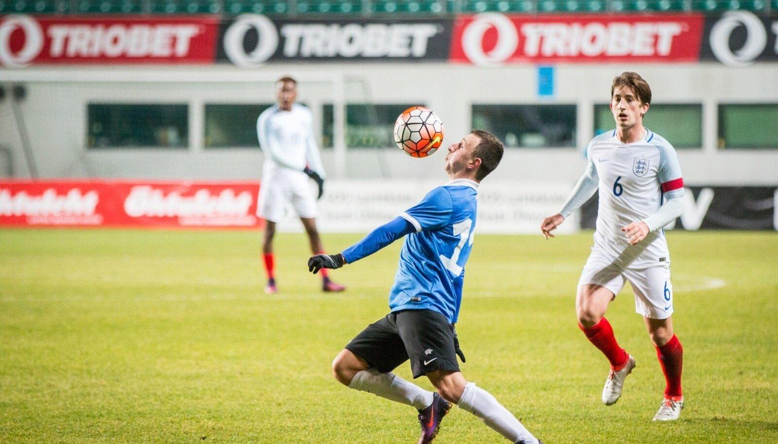 Eesti vs Inglismaa U-23