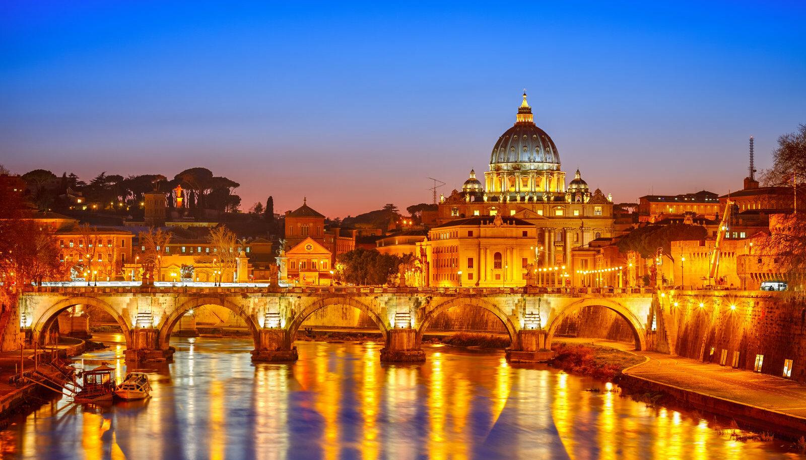 Püha Peetruse basiilika Vatikanis