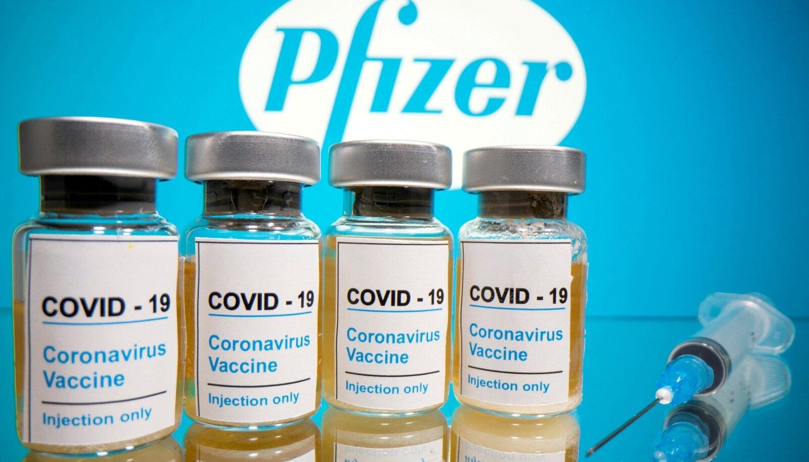Pfizeri Covid-19 vaktsiin